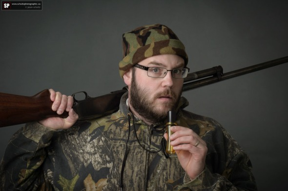 """""""Duck Dynasty"""" Try out photo (Full Beard)."""